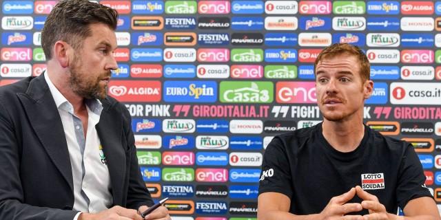 Salvato Hansen, CPA Giro d'Italia 2016 CPA